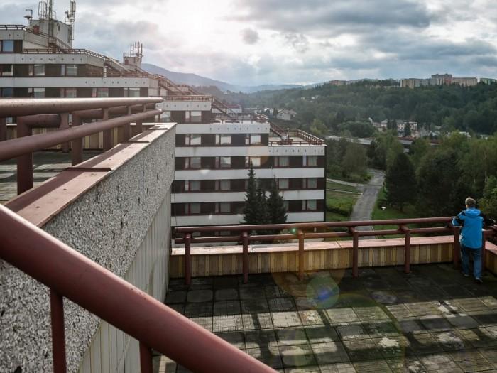 Технический университет в Либерце - общежитие