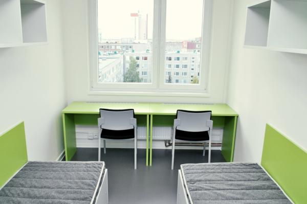 Общежитие в Праге для студентов 2020