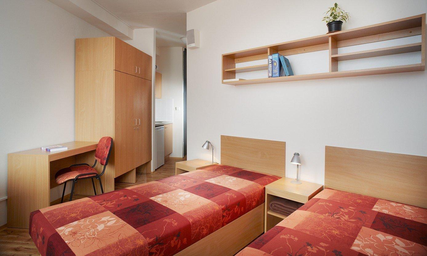 расходы студентов на жилье в Чехии 2019