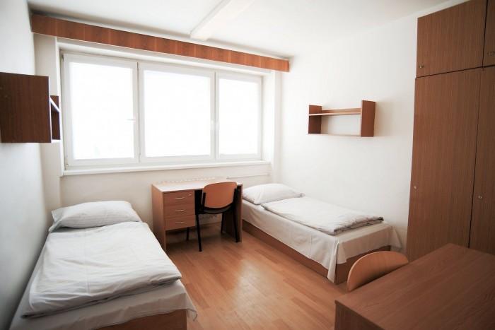 Общежития Масариков университет в Брно